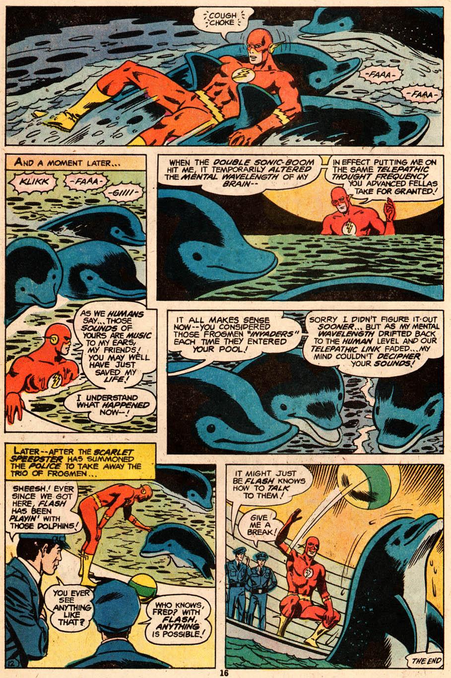 Read online Adventure Comics (1938) comic -  Issue #465 - 17