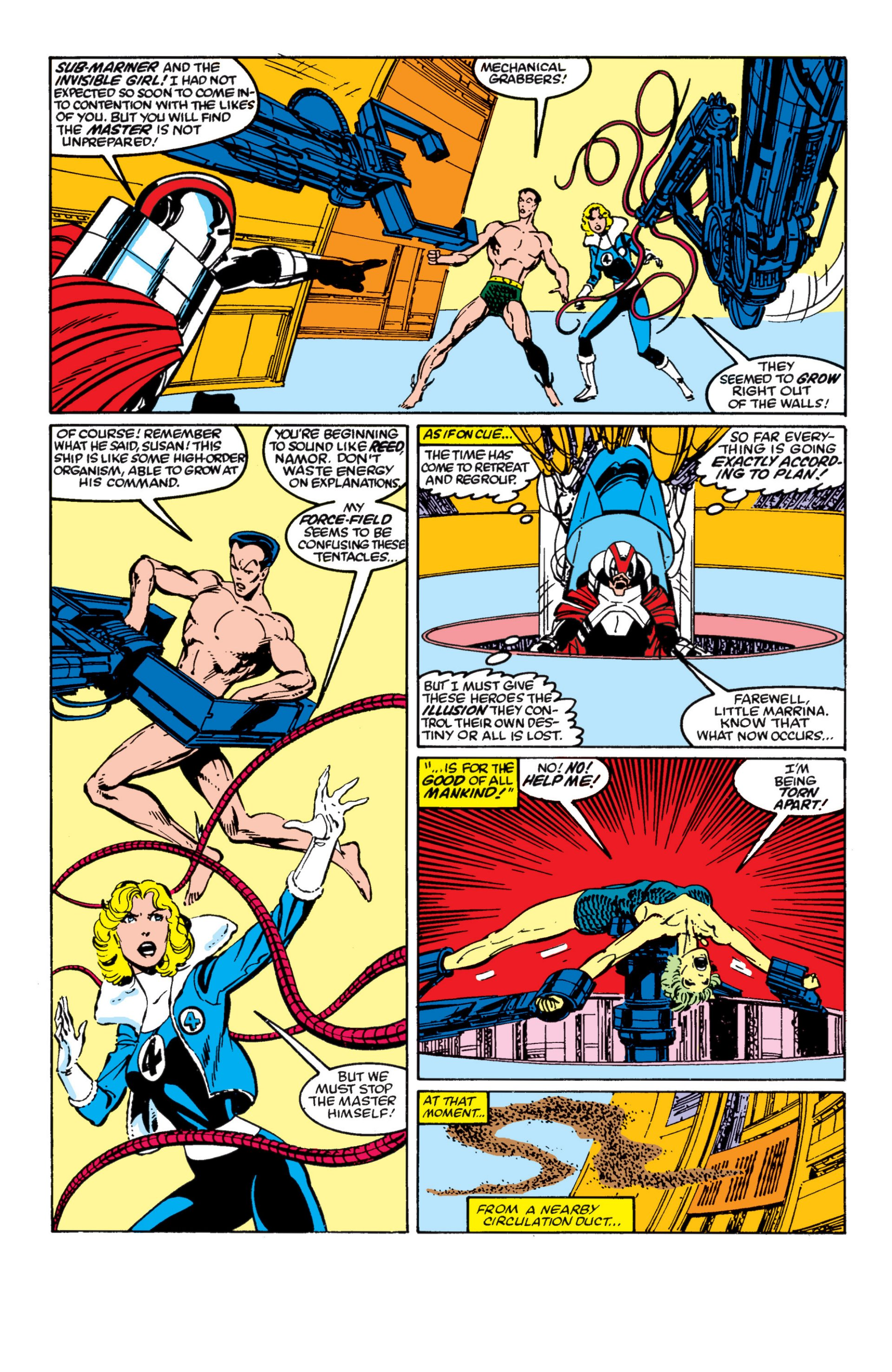 Read online Alpha Flight (1983) comic -  Issue #4 - 16