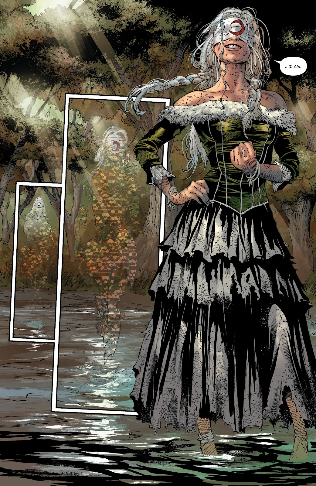 Read online The Curse of Brimstone: Ashes comic -  Issue # TPB (Part 1) - 48
