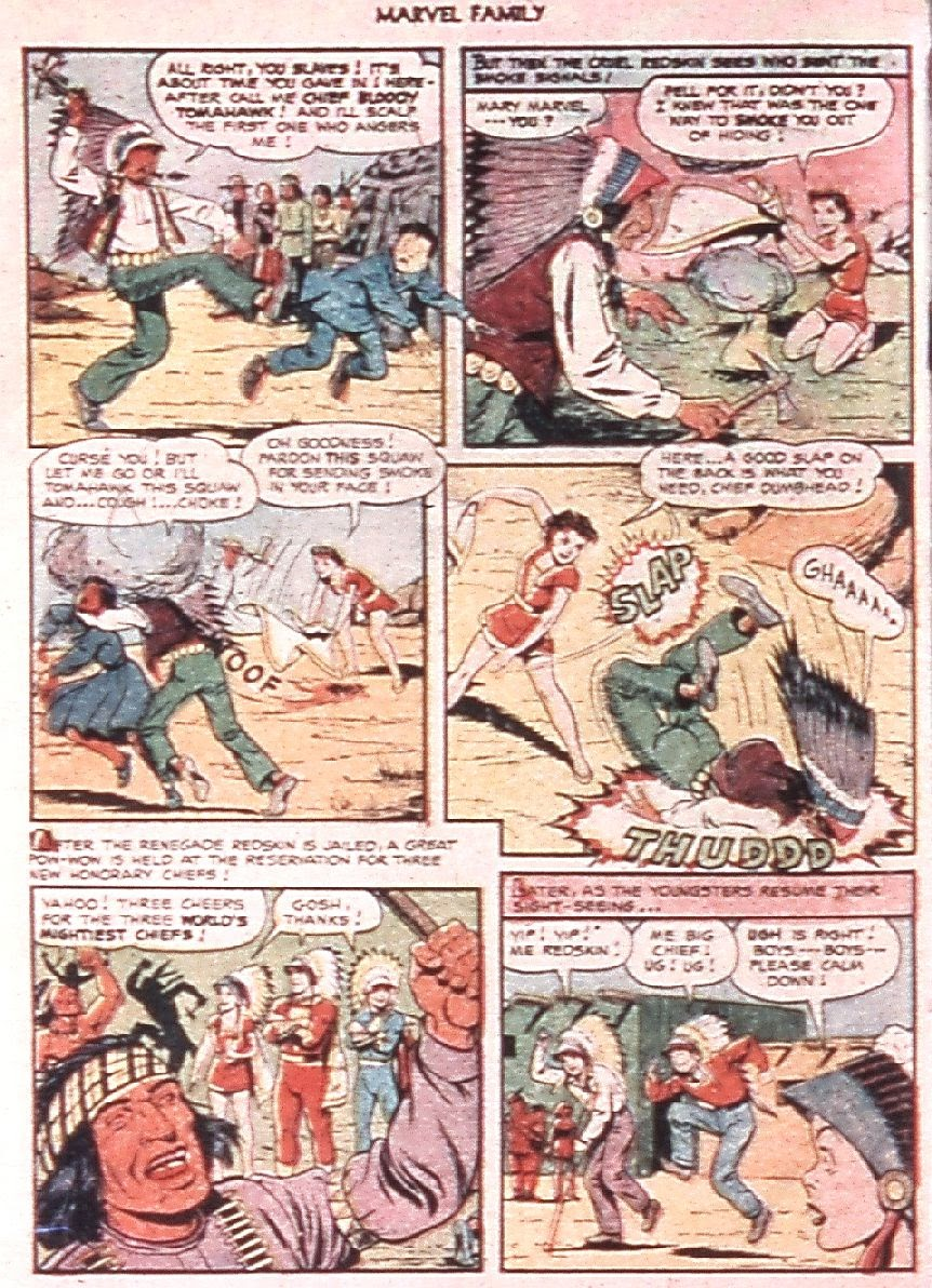 The Marvel Family issue 83 - Page 34