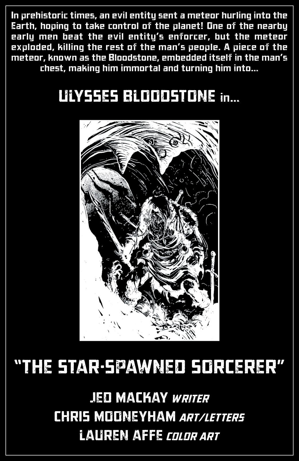 Read online Bizarre Adventures (2019) comic -  Issue # Full - 3