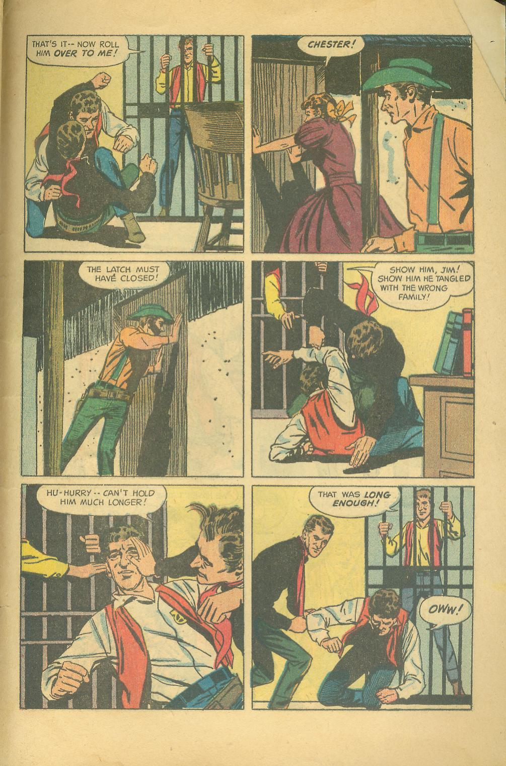 Four Color Comics issue 769 - Page 33