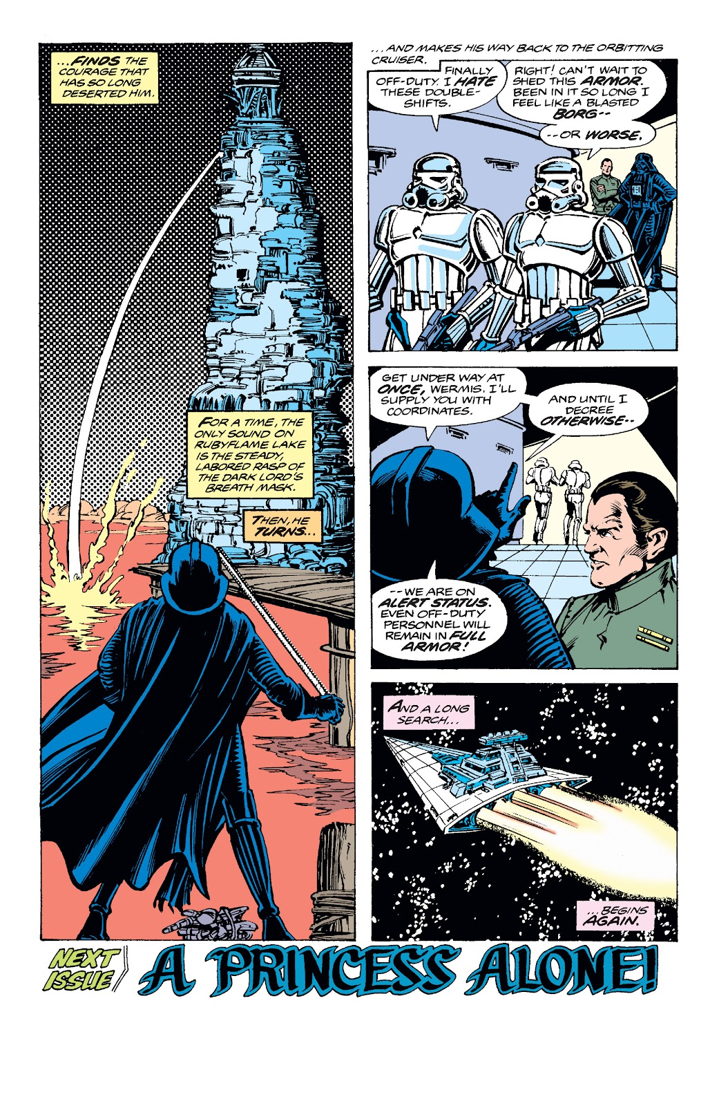 Read online Star Wars Legends: The Original Marvel Years - Epic Collection comic -  Issue # TPB 2 (Part 2) - 13