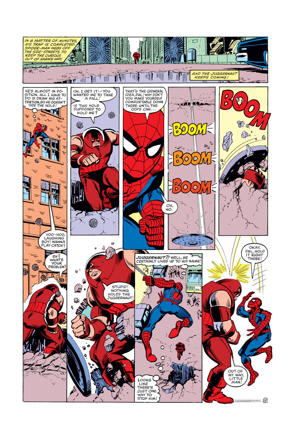 The Amazing Spider-Man (1963) 229 Page 13
