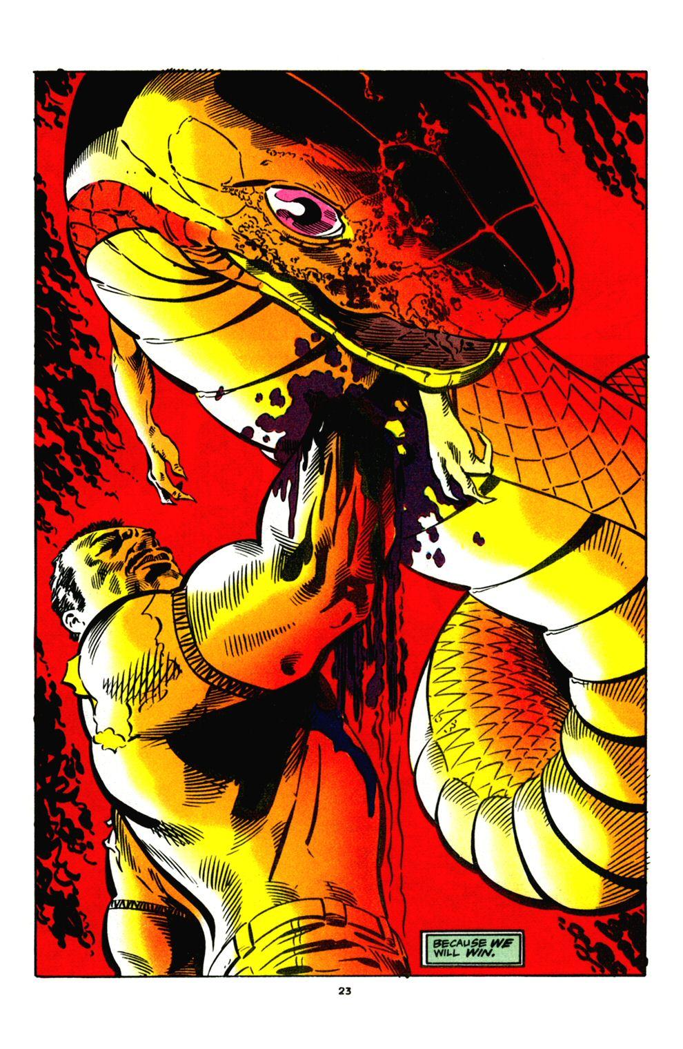 Read online Powerline comic -  Issue #4 - 25
