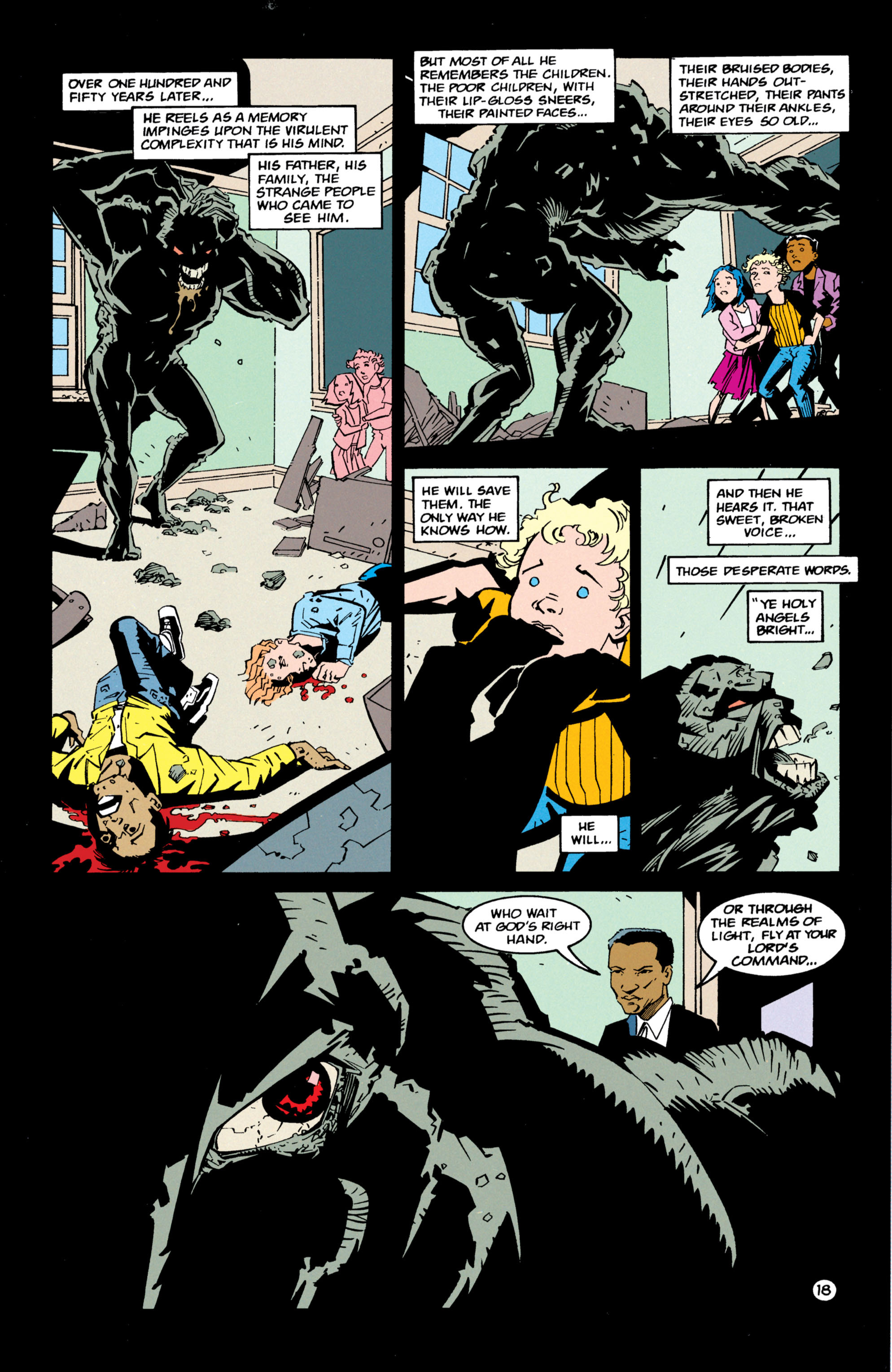 Read online Shade, the Changing Man comic -  Issue #63 - 19
