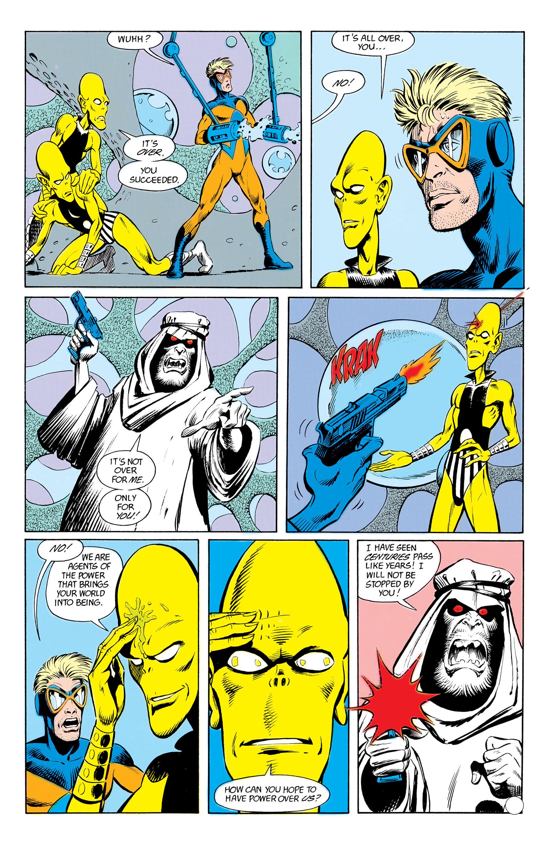 Read online Animal Man (1988) comic -  Issue #12 - 23