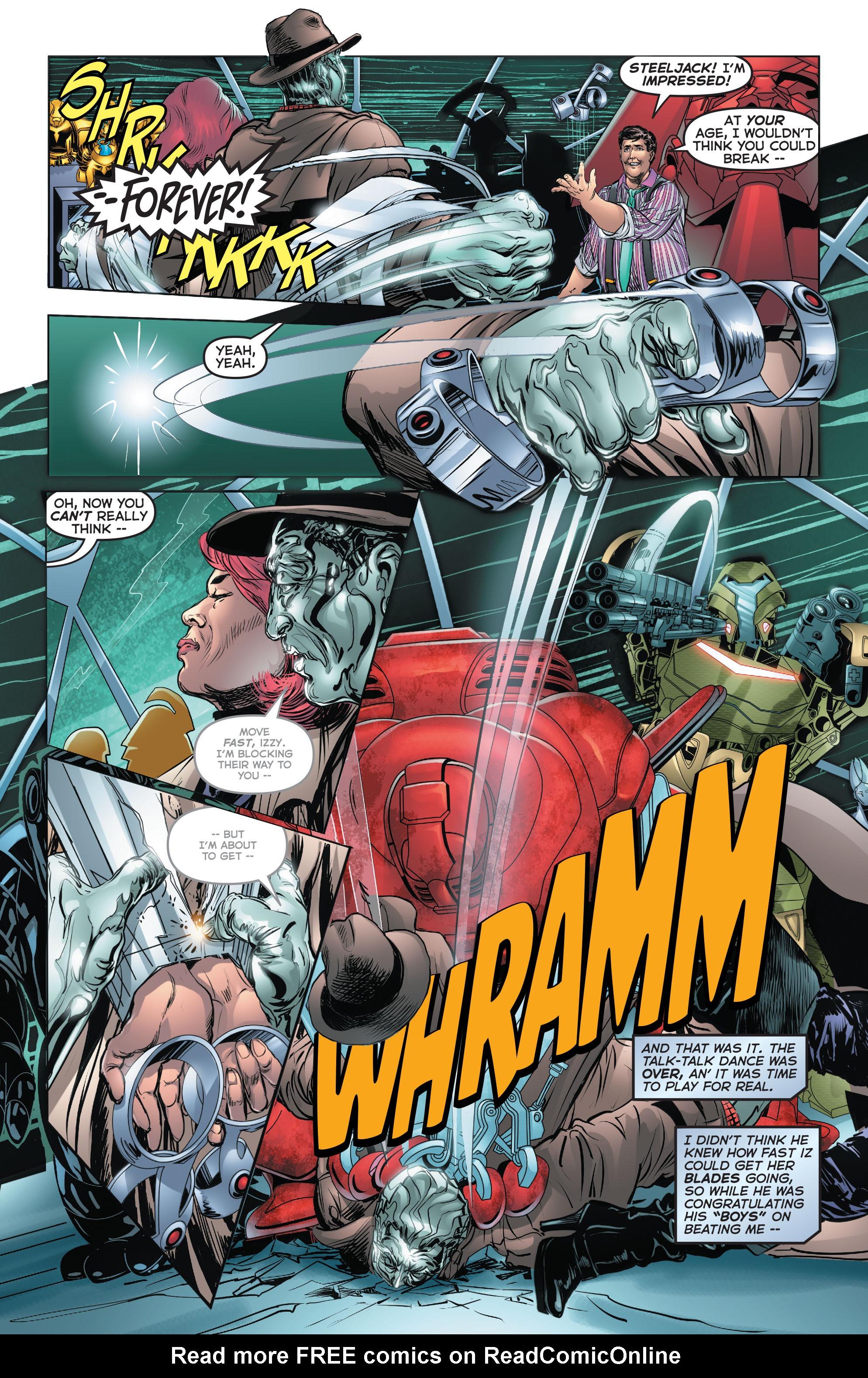 Read online Astro City comic -  Issue #34 - 5