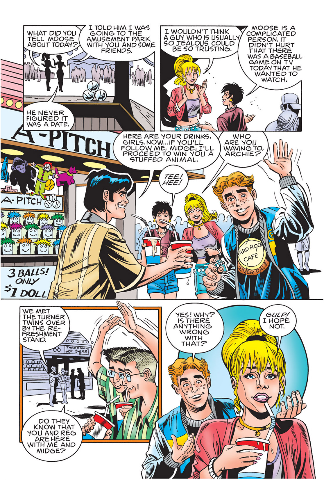 Read online Archie's New Look Series comic -  Issue #3 - 17