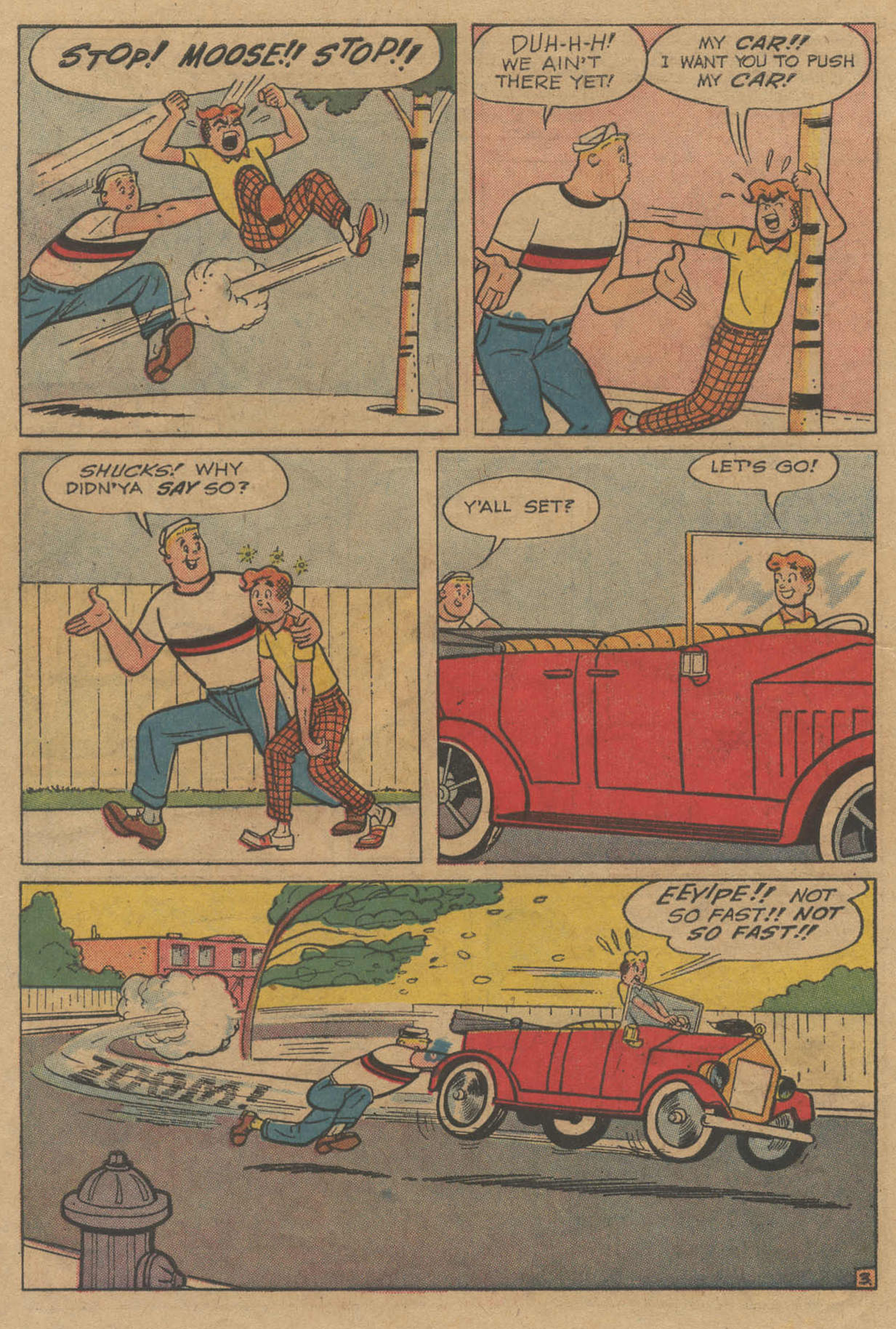 Read online Archie (1960) comic -  Issue #141 - 22