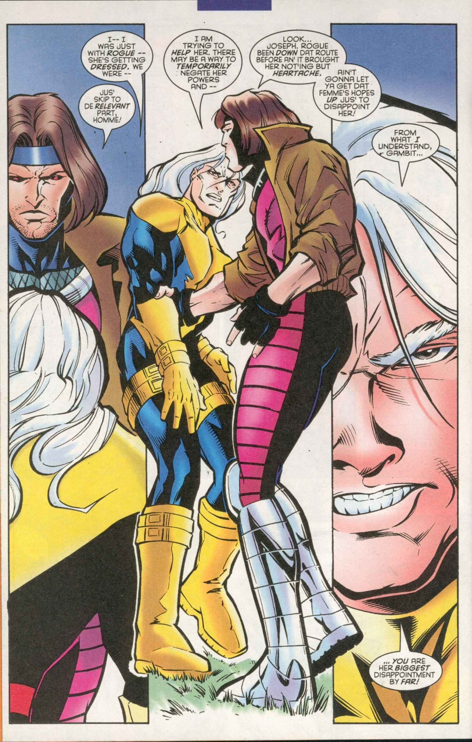 X-Men (1991) 58 Page 15