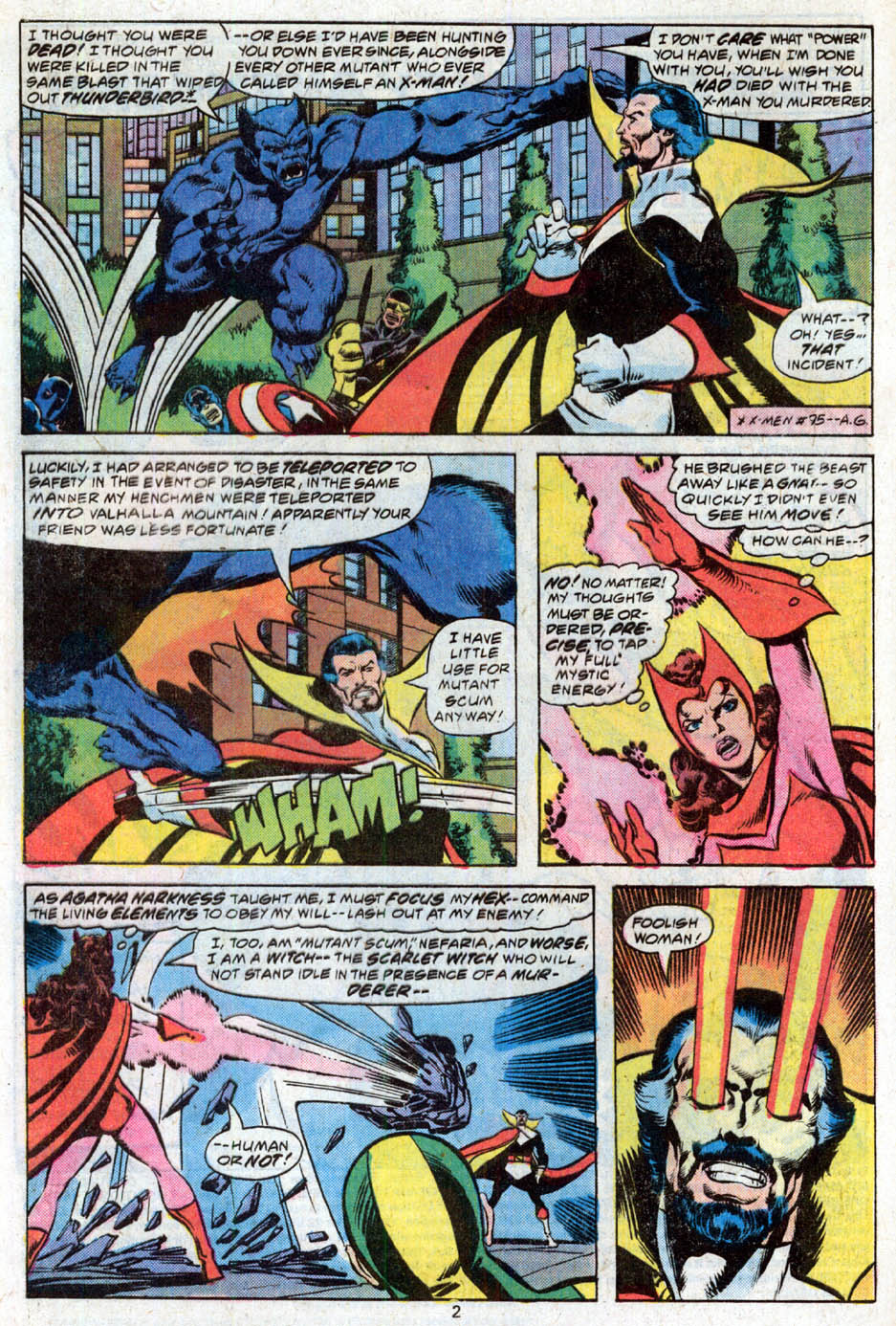 The Avengers (1963) 165 Page 2