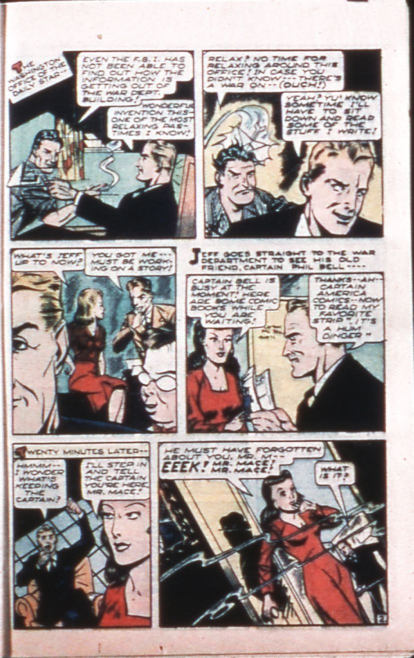 Marvel Mystery Comics (1939) issue 64 - Page 37