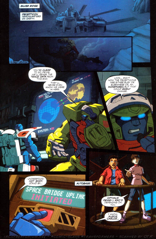Read online Transformers Armada comic -  Issue #10 - 3