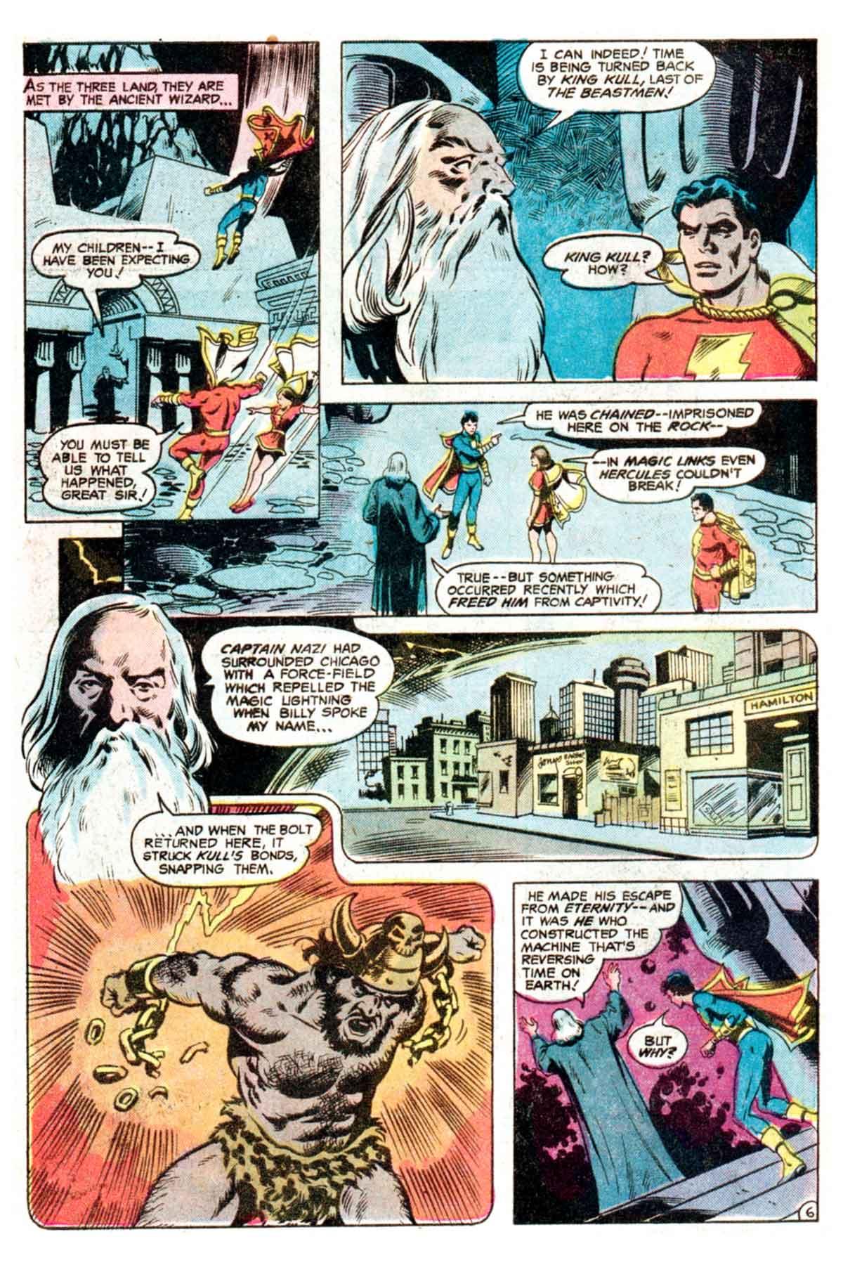 Read online Shazam! (1973) comic -  Issue #35 - 7