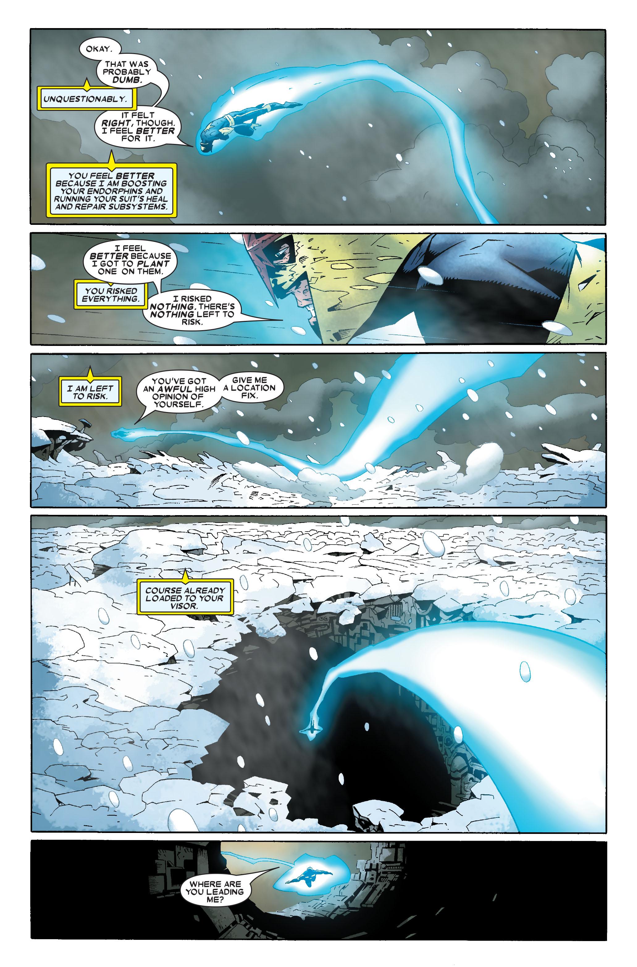 Read online Annihilation: Nova comic -  Issue #1 - 12
