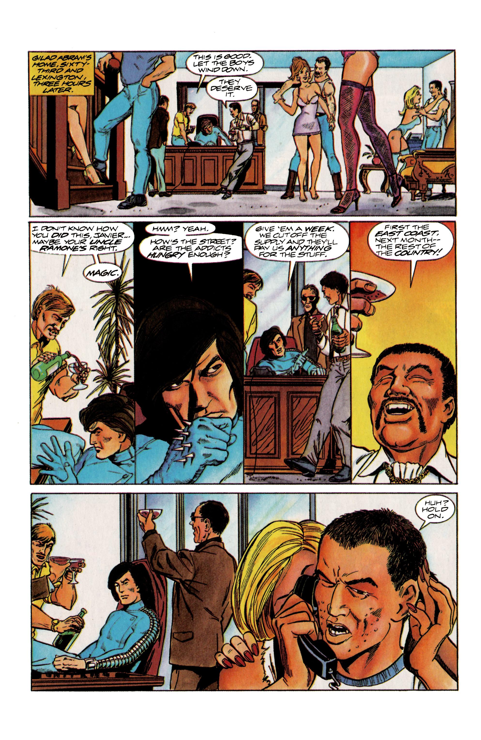 Read online Eternal Warrior (1992) comic -  Issue #13 - 19