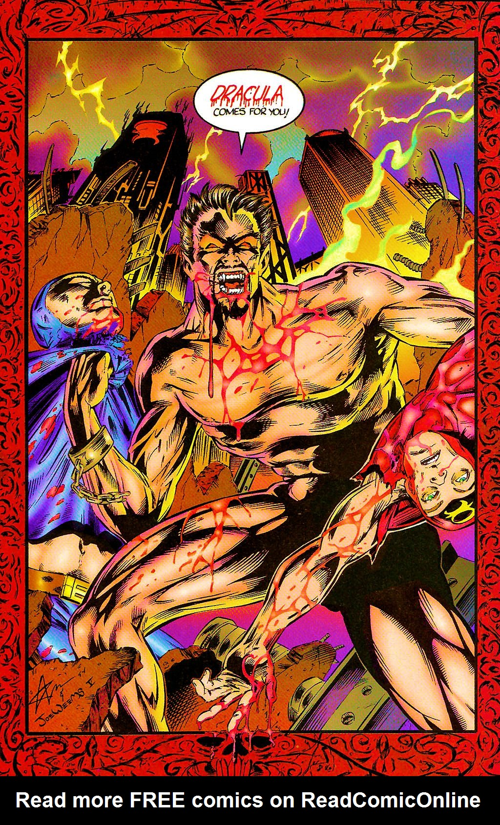 Read online Chains of Chaos comic -  Issue #2 - 31