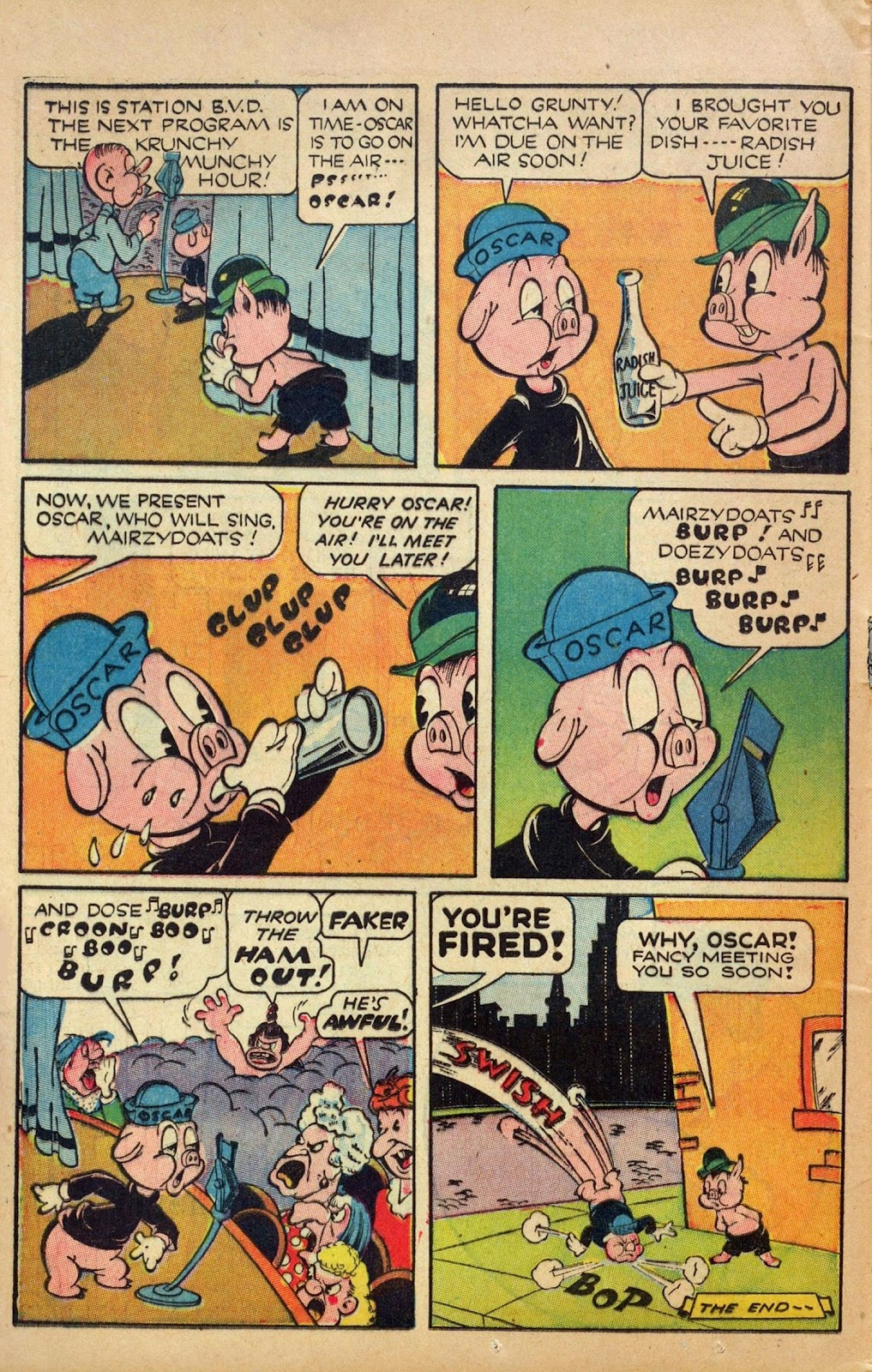 Terry-Toons Comics issue 21 - Page 16