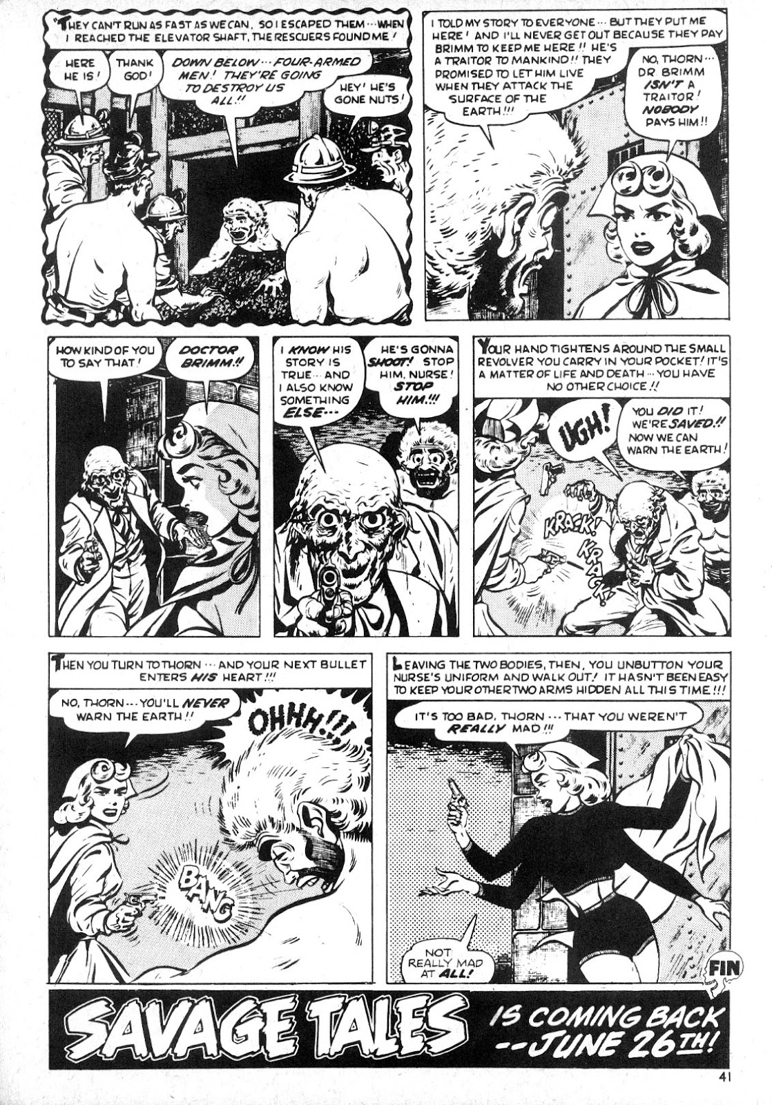 Monsters Unleashed (1973) issue 2 - Page 41