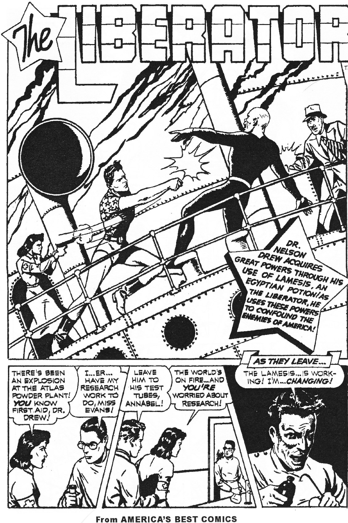 Read online Men of Mystery Comics comic -  Issue #84 - 71