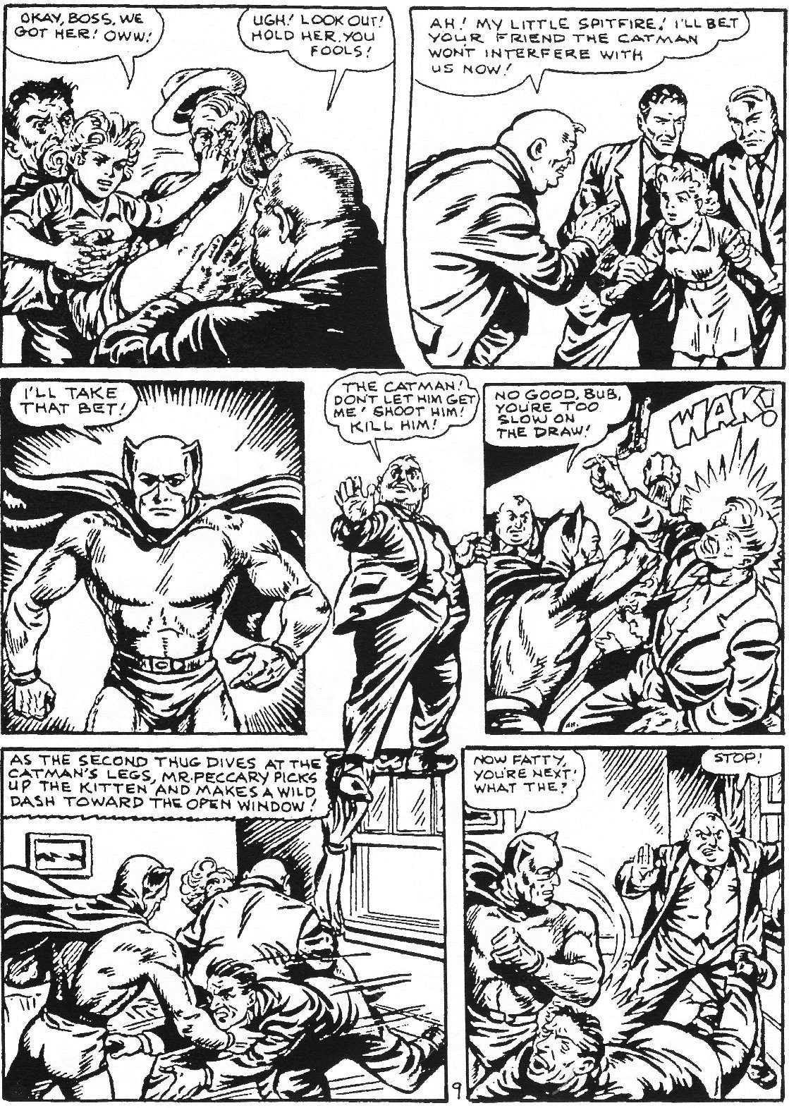 Read online Men of Mystery Comics comic -  Issue #65 - 65