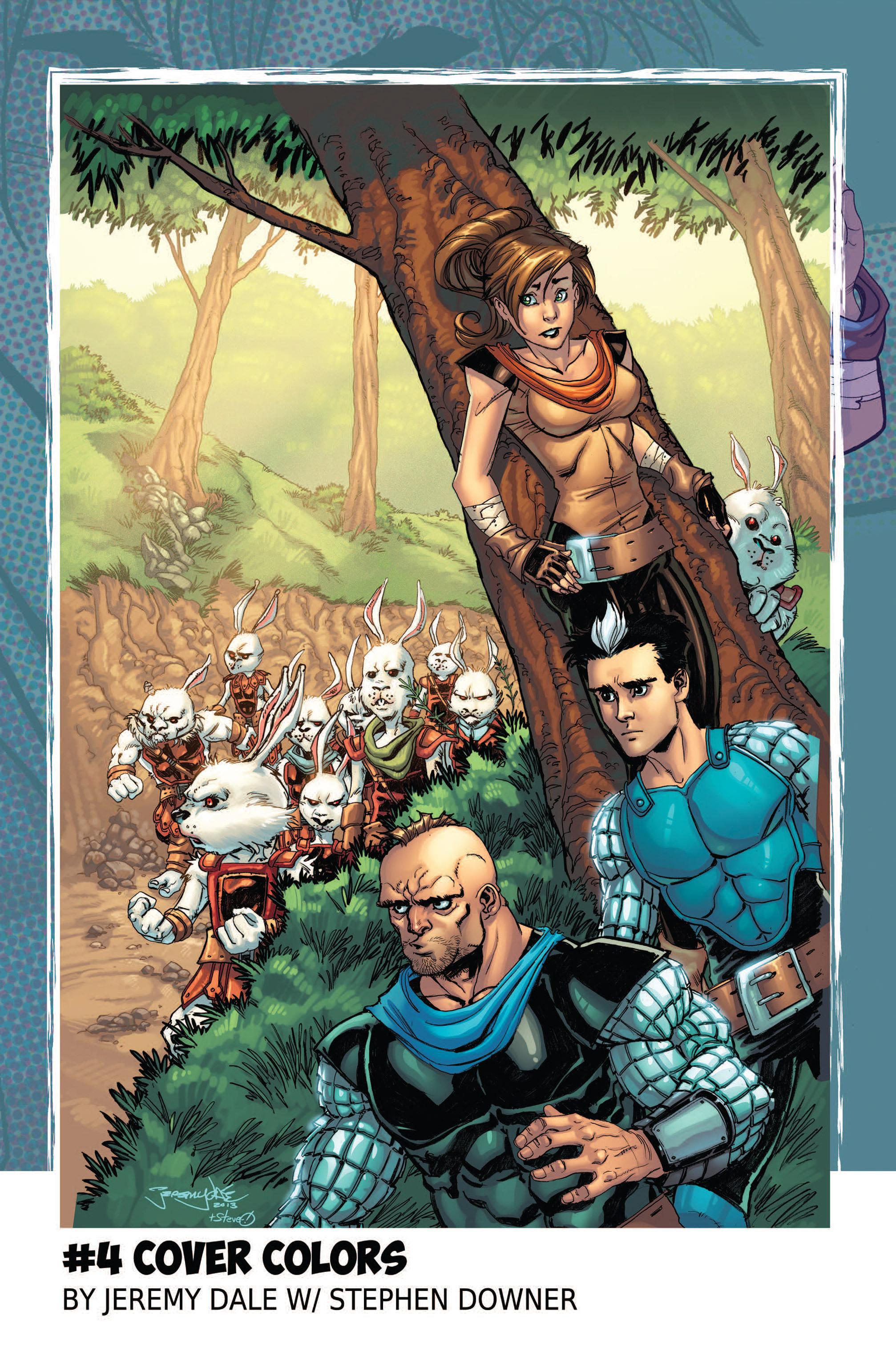 Read online Skyward comic -  Issue #4 - 27