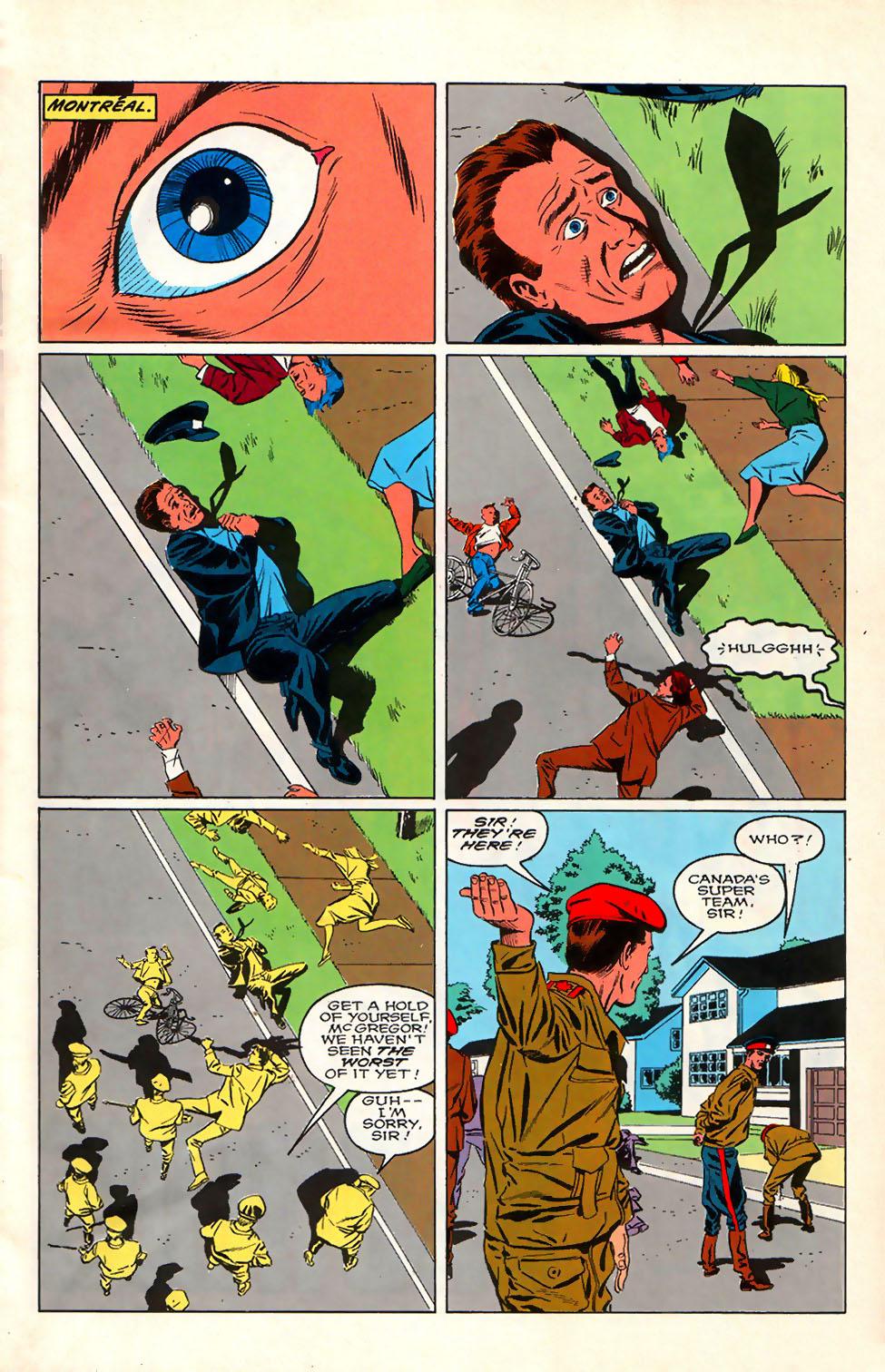 Read online Alpha Flight (1983) comic -  Issue #76 - 3