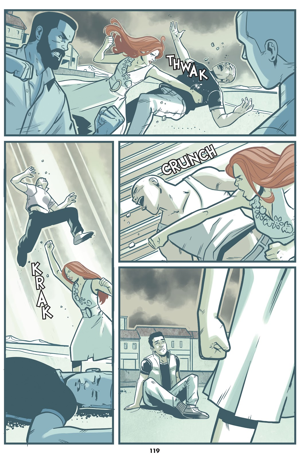 Read online Mera: Tidebreaker comic -  Issue # TPB (Part 2) - 19