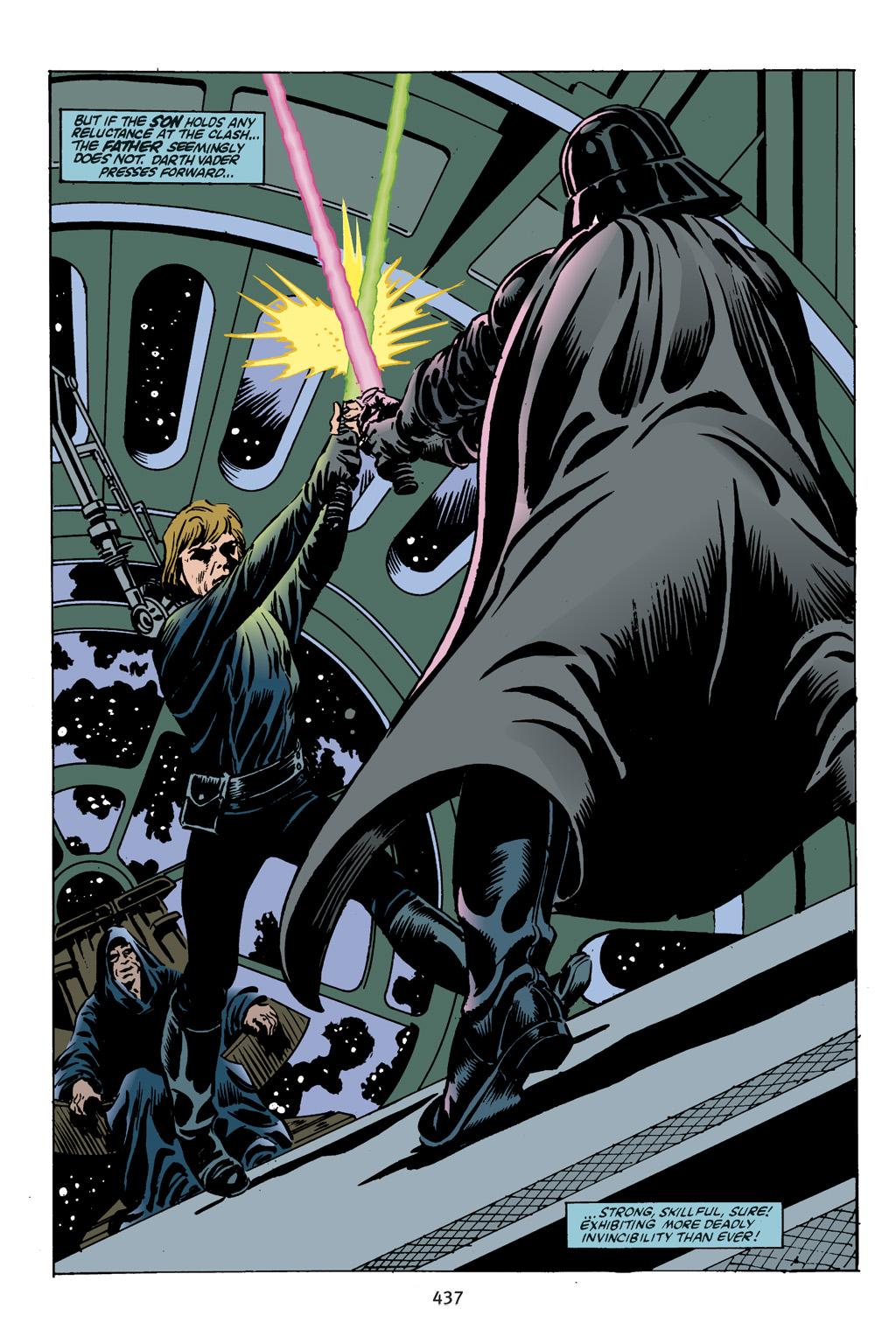 Read online Star Wars Omnibus comic -  Issue # Vol. 18.5 - 154