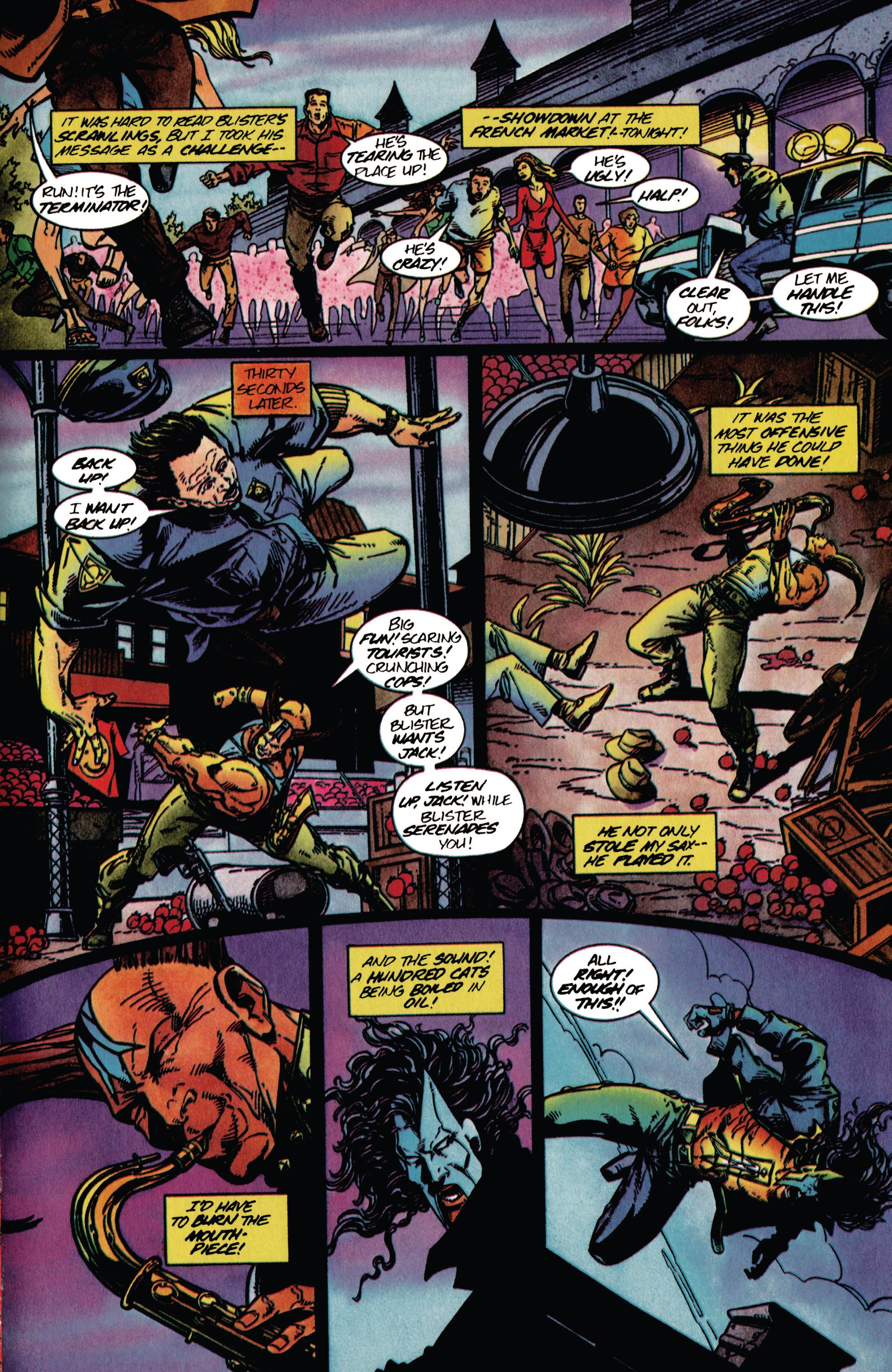 Read online Shadowman (1992) comic -  Issue #38 - 15