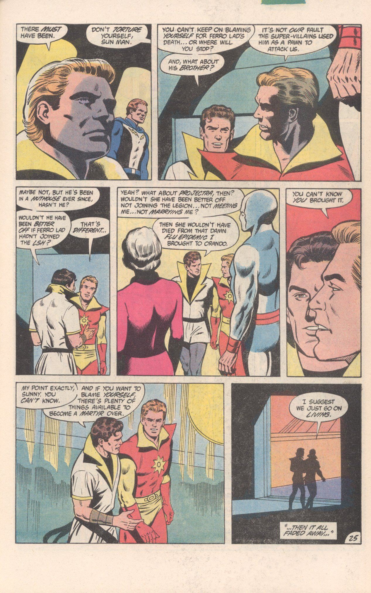 Legion of Super-Heroes (1980) 300 Page 25