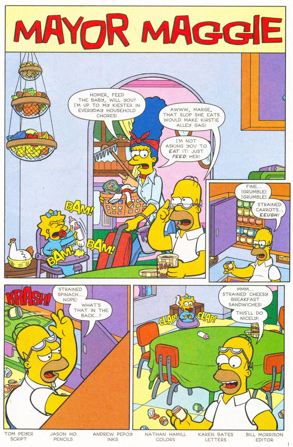 Read online Simpsons Comics Presents Bart Simpson comic -  Issue #26 - 13