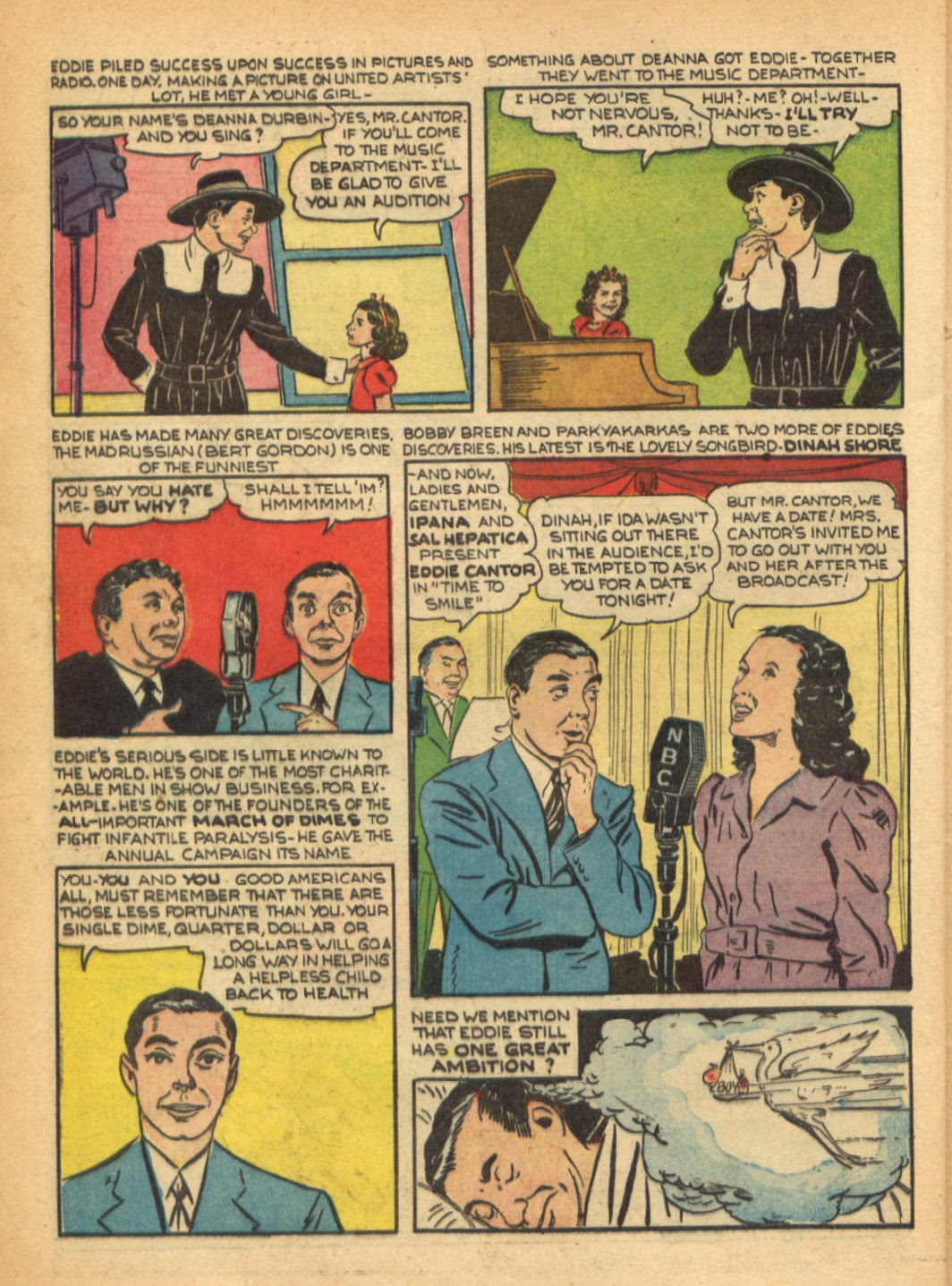 Read online Super-Magician Comics comic -  Issue #6 - 43