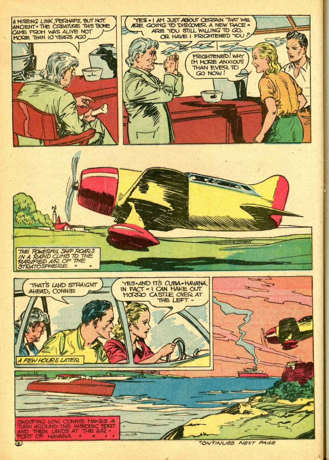 Read online Famous Funnies comic -  Issue #108 - 22