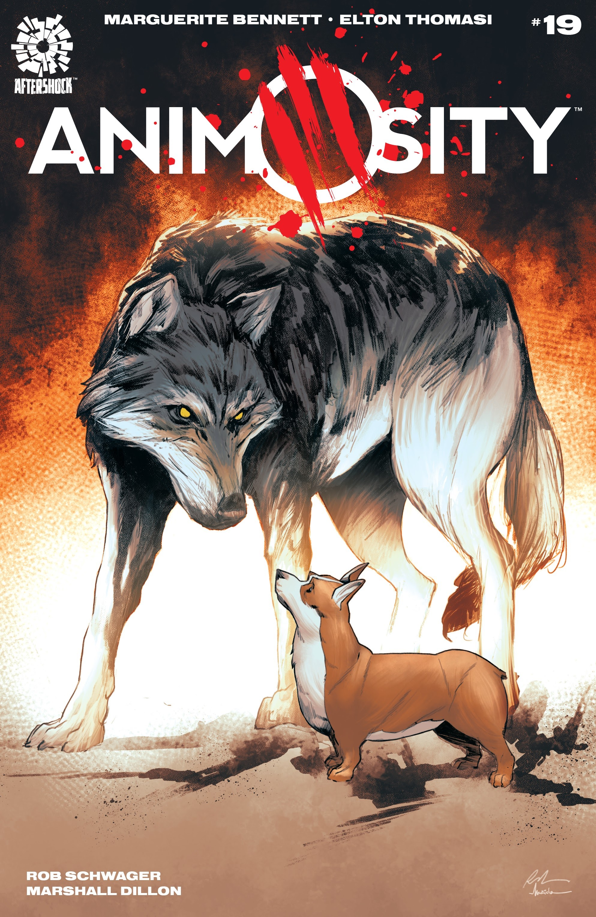 Animosity 19 Page 1