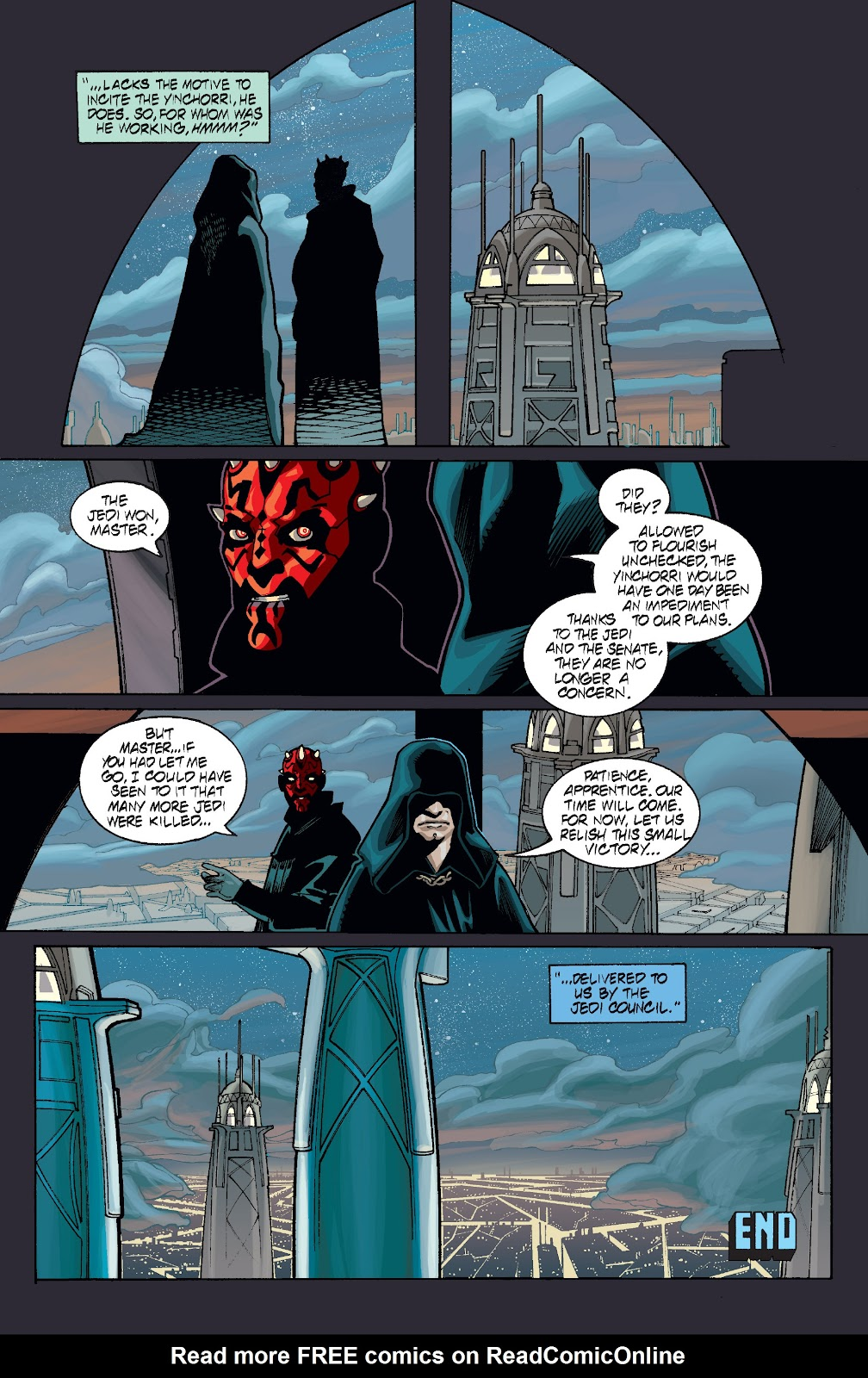 Read online Star Wars Legends: Rise of the Sith - Epic Collection comic -  Issue # TPB 1 (Part 5) - 58