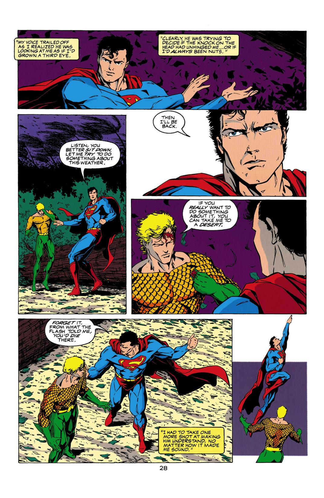 Read online Aquaman (1994) comic -  Issue #Aquaman (1994) _Annual 1 - 29