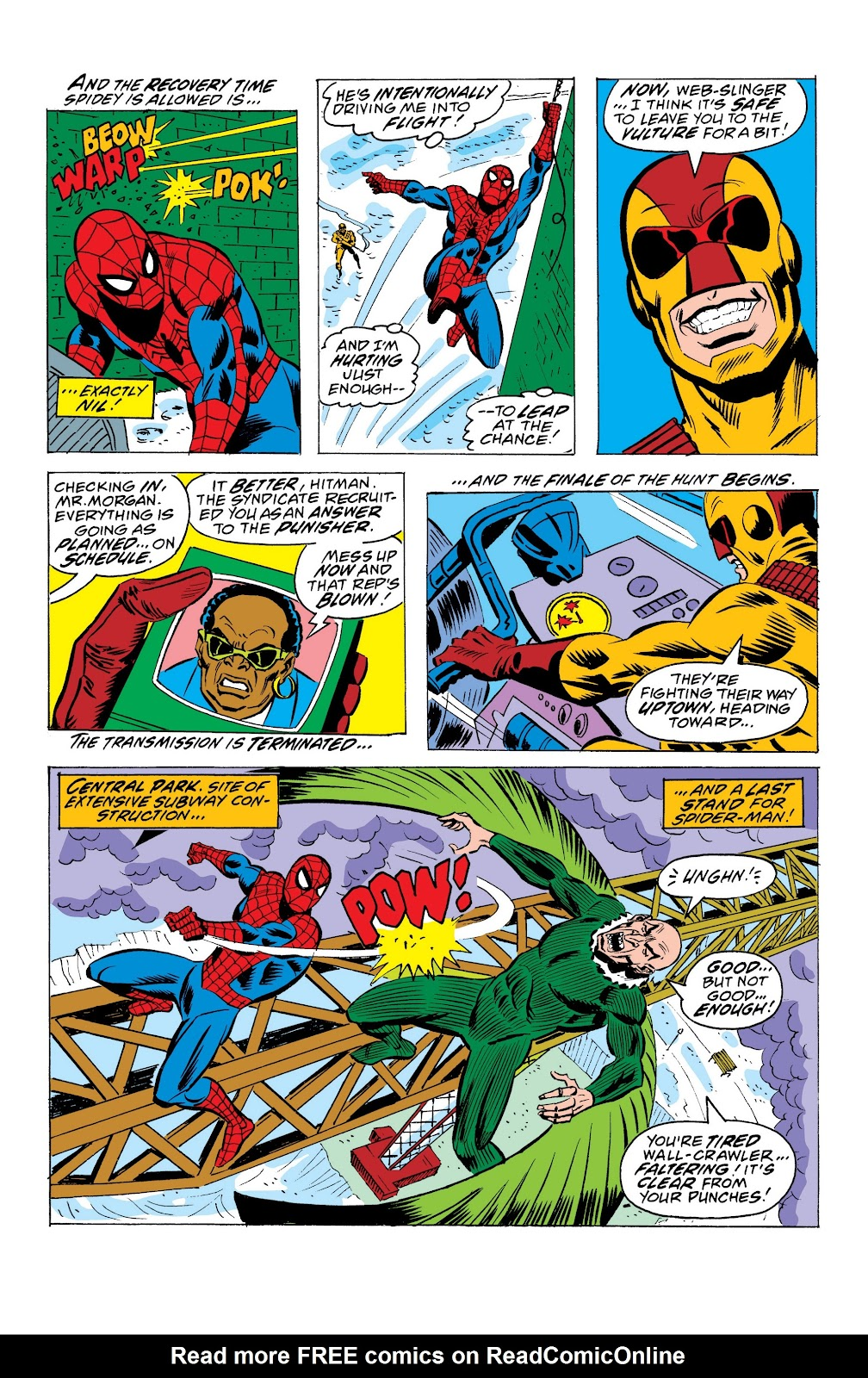 Read online Marvel Masterworks: The Spectacular Spider-Man comic -  Issue # TPB (Part 1) - 94