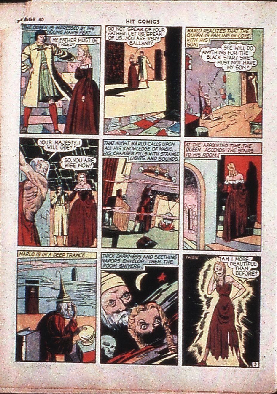 Read online Hit Comics comic -  Issue #4 - 42