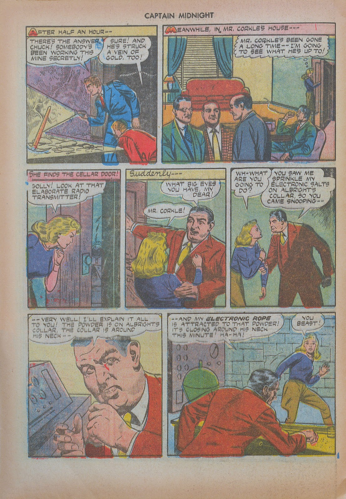 Captain Midnight (1942) issue 20 - Page 20
