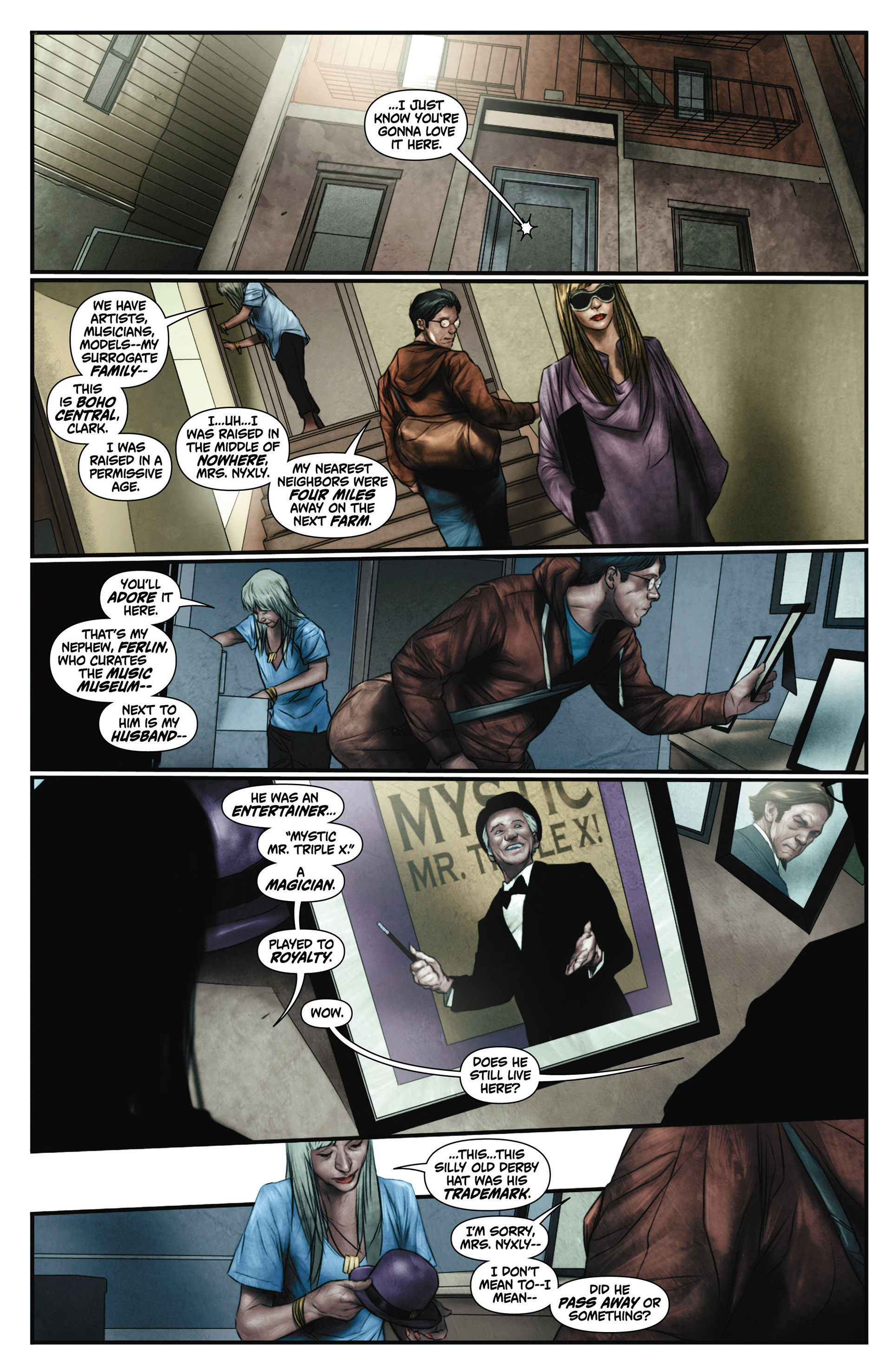 Read online Action Comics (2011) comic -  Issue #0 - 14