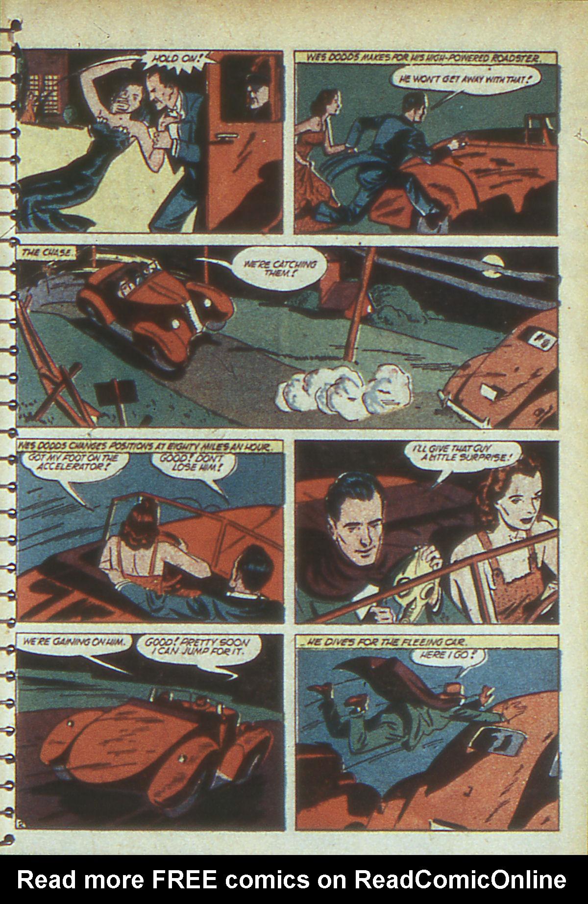 Read online Adventure Comics (1938) comic -  Issue #54 - 58