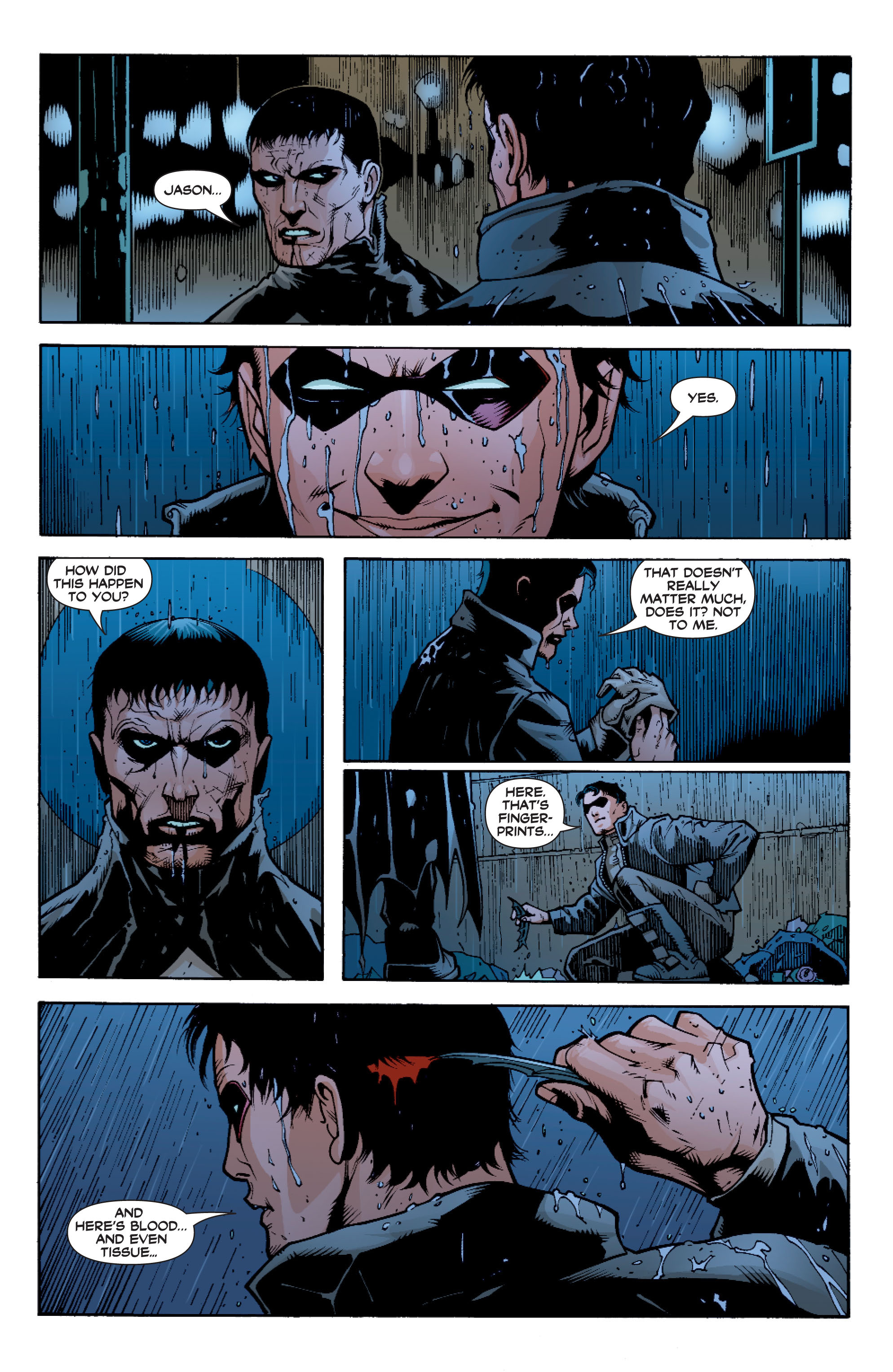 Read online Batman: Under The Red Hood comic -  Issue # Full - 168