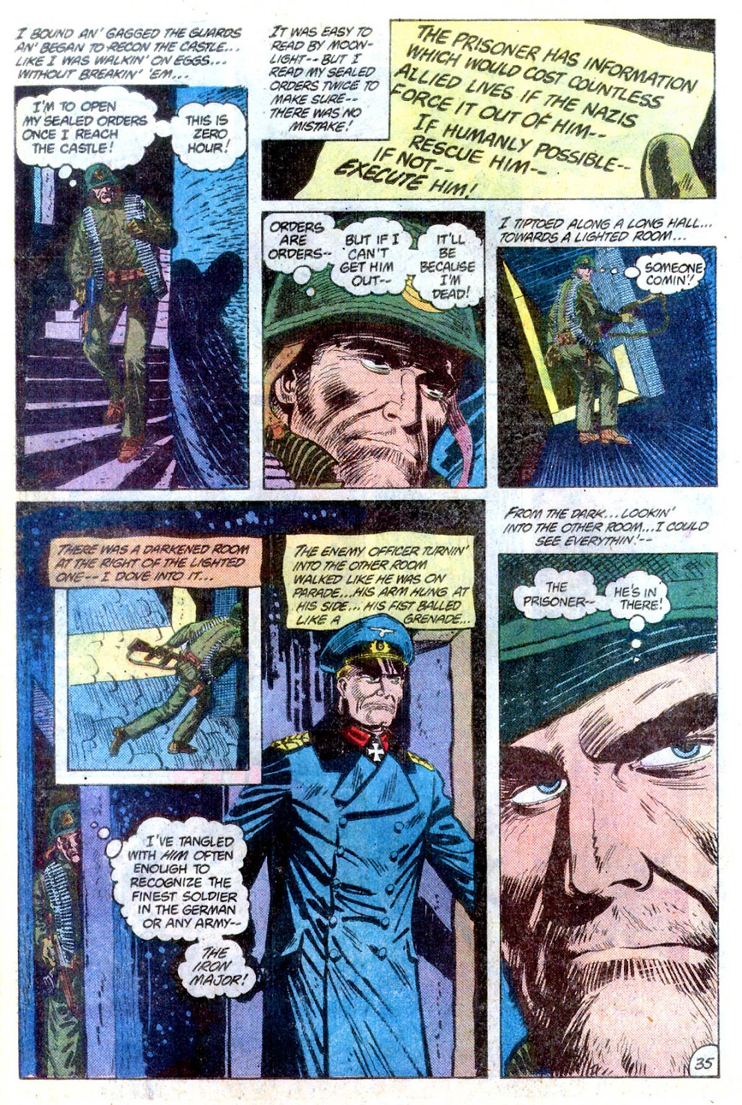 Sgt. Rock issue Annual 2 - Page 37