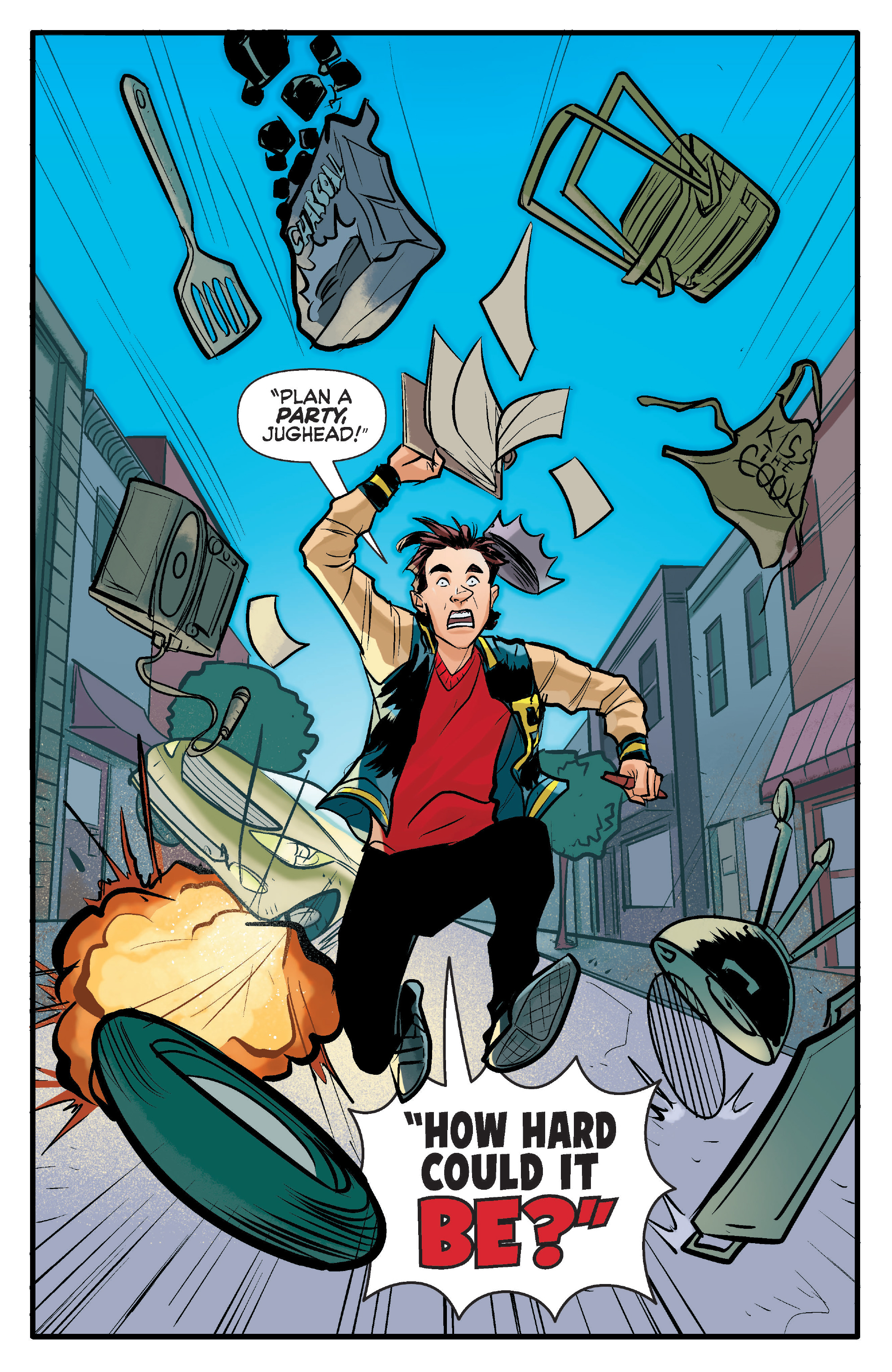 Read online Archie (2015) comic -  Issue #15 - 3