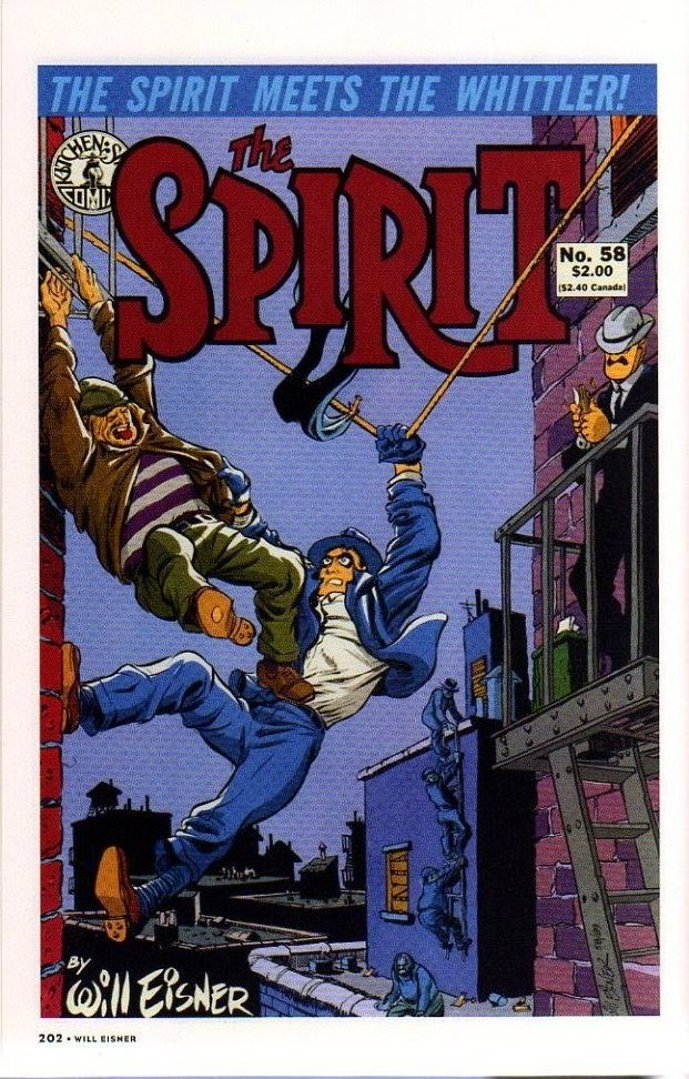 Read online Will Eisner's The Spirit Archives comic -  Issue # TPB 26 (Part 3) - 9