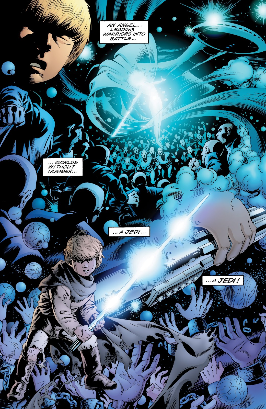 Read online Star Wars Legends: Rise of the Sith - Epic Collection comic -  Issue # TPB 2 (Part 4) - 65