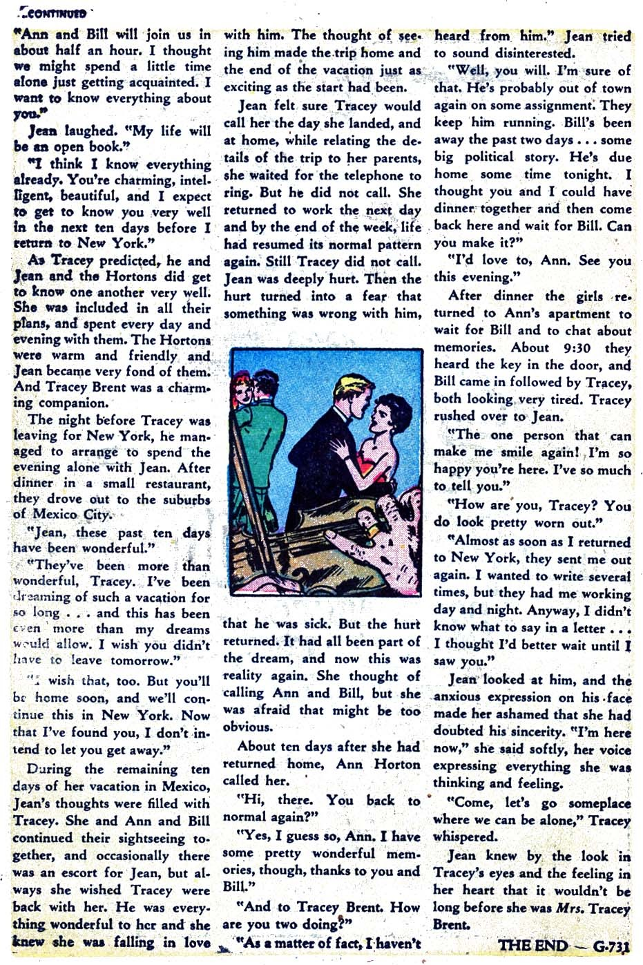 Love Romances (1949) issue 52 - Page 26