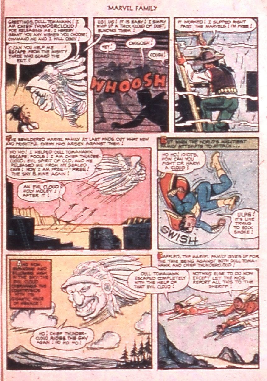 The Marvel Family issue 83 - Page 21